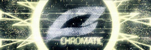 Chromatic's Concepts | Neon style banner design by KMSawad