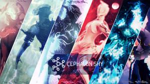 Cephalon Shy Clan by KMSawad