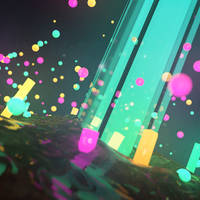 Pixel Beams by KMSawad