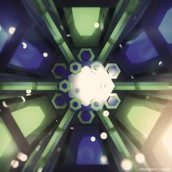Geometric Philosophy - Hexeosis by KMSawad