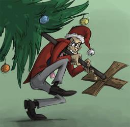 How the Eurasian Thief Stole Christmas by Raaynee