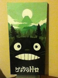 My Neighbor Totoro by MadDashiell
