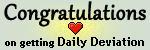 Congratulations on getting DD by Kirtan-3d