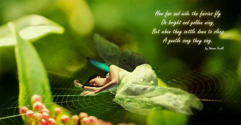 A Beauty Sleep by Kirtan-3d