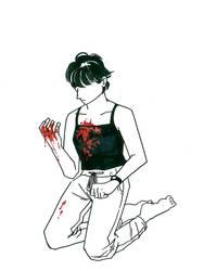 Mein Herz Blutet by yukim4ru