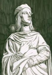 Raffaello Sanzio by yukim4ru