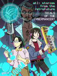 Trials of the Cybermancer! by yukim4ru