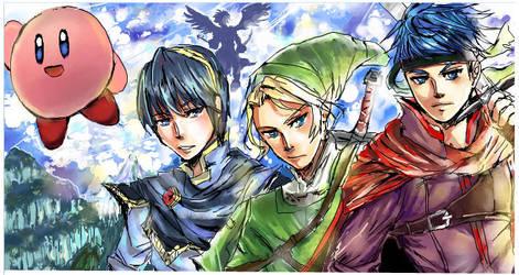 Brawl Heros by Starpower18