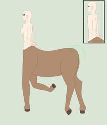 Centaur Base by TFAfangirl14