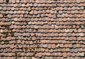 Roof Texture - 1 by AGF81