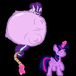 ''Spare Balloon'' by worstsousaphonehorse