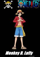 Monkey D. Luffy (Post Timeskip) by sturmsoldat1