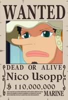 Nico Usopp by sturmsoldat1