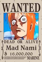 Mad Nami by sturmsoldat1