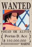 Portas D. Ace say Meat! by sturmsoldat1