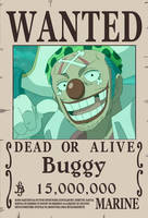 Buggy the Legend ! by sturmsoldat1