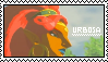 Zelda BOTW - Urbosa Stamp - F2U by loafdew