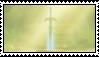 Zelda BOTW - Master Sword Stamp - F2U by loafdew