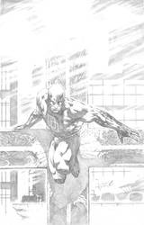 Daredevil commission by butones