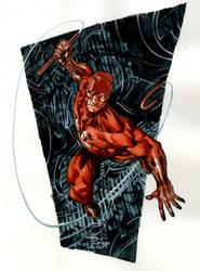 Daredevil by butones