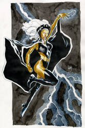 Storm collab by butones