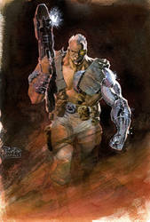 cable by butones