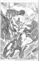 Batman commission by butones