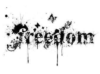 Freedom by whateverwinnie