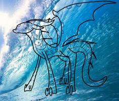 SeaWing Wallpaper by megumins