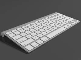 Keyboard by Sedrann