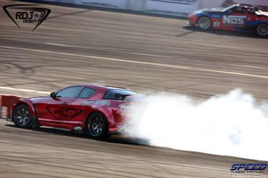 Mazda Drift by RDJDesign