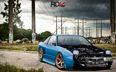 Nissan 240sx by RDJDesign