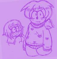sweater maddy by gooeysweet