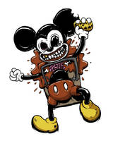 mickey mouse trap by chibogfud