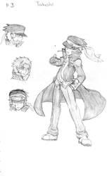 Tekashi sketch by Elemtos