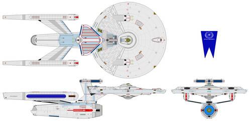 Concordiat Battleship by MihoshiK