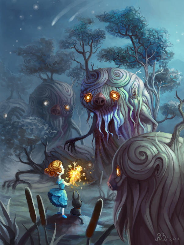 An Offering by AniaMohrbacher