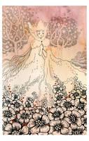 Blossom by AniaMohrbacher