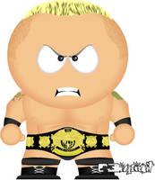 Brock Lesnar by bizklimkit