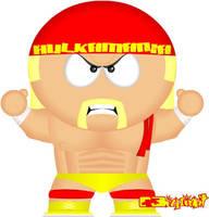 Hulk Hogan by bizklimkit