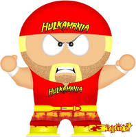 Hulk Hogan 2 by bizklimkit