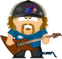 James Hetfield 2 by bizklimkit