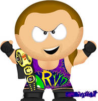 Rob Van Dam 2 by bizklimkit