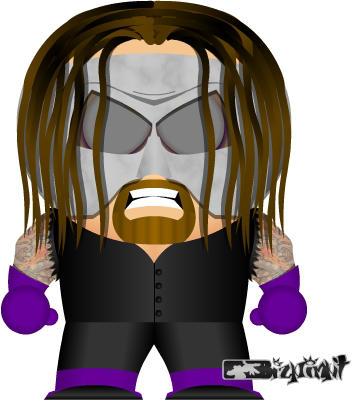 Undertaker 7 by bizklimkit