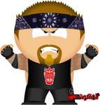 Undertaker 8 by bizklimkit