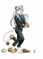 But Tribbles also Like Caitian by BorgTribble