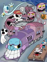 Phantom Express by DuskullDraws