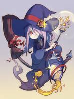 Little Witch Academia by VitaKumA