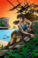 Tomb Raider by firepunk626