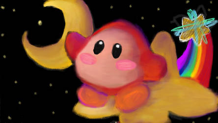 Art Academy - Waddle Dee by RoseStarBerry
